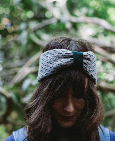 Dash Knit Turban - LEIF
