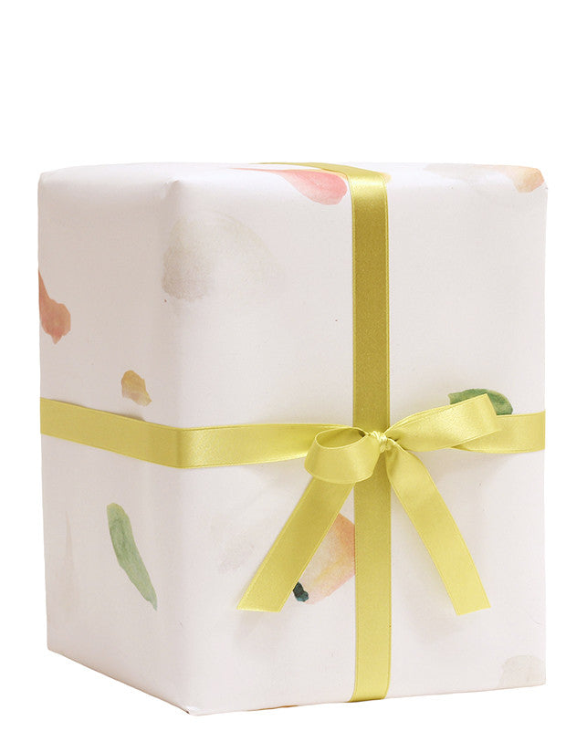 Watercolor Wrapping Paper - LEIF