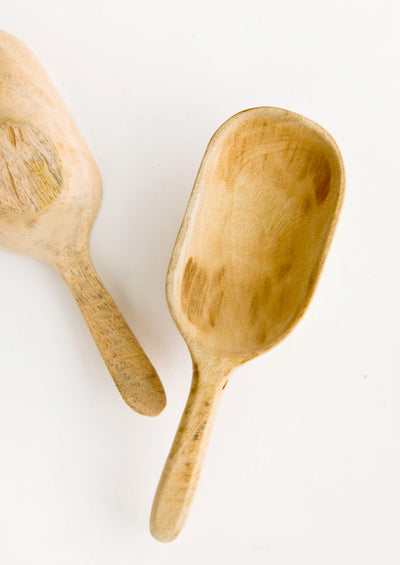 Acacia Wood Scoop