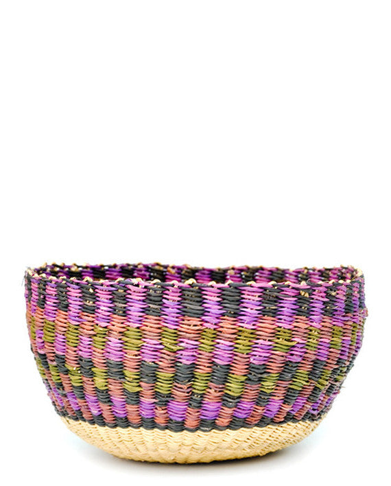 African Catchall Basket - LEIF