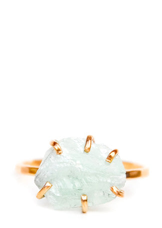 Calcite Claw Ring - LEIF