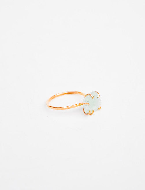 Calcite Claw Ring
