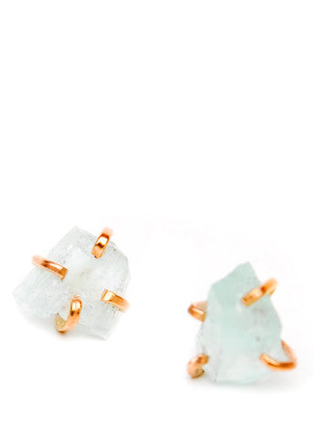 Calcite Claw Stud Earrings - LEIF