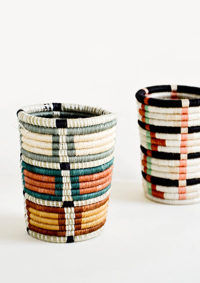 Albers Sweetgrass Utensil Basket