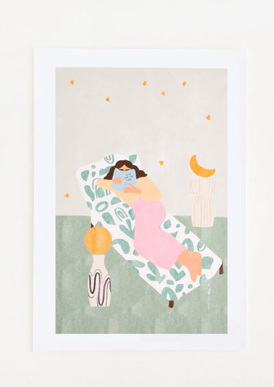 Shoot For The Stars Print in  - LEIF