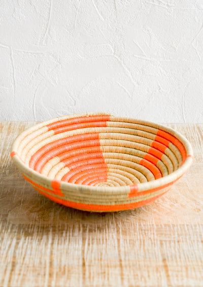 Altiplano Sweetgrass Catchall Basket hover
