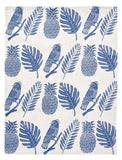 Tropical Print Tea Towel
