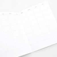 2: Perpetual Monthly Planner in  - LEIF