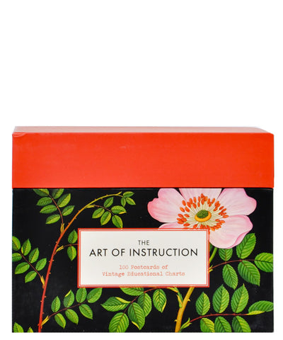 Art of Instruction Postcard Set - LEIF