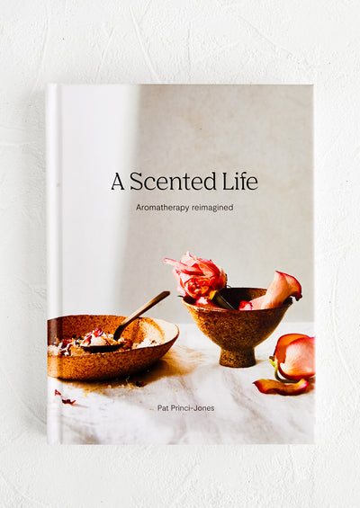 """A Scented Life"" Book"