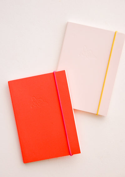 Color Cord Mini Notebook