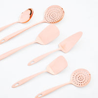 Copper Kitchen Utensils - LEIF