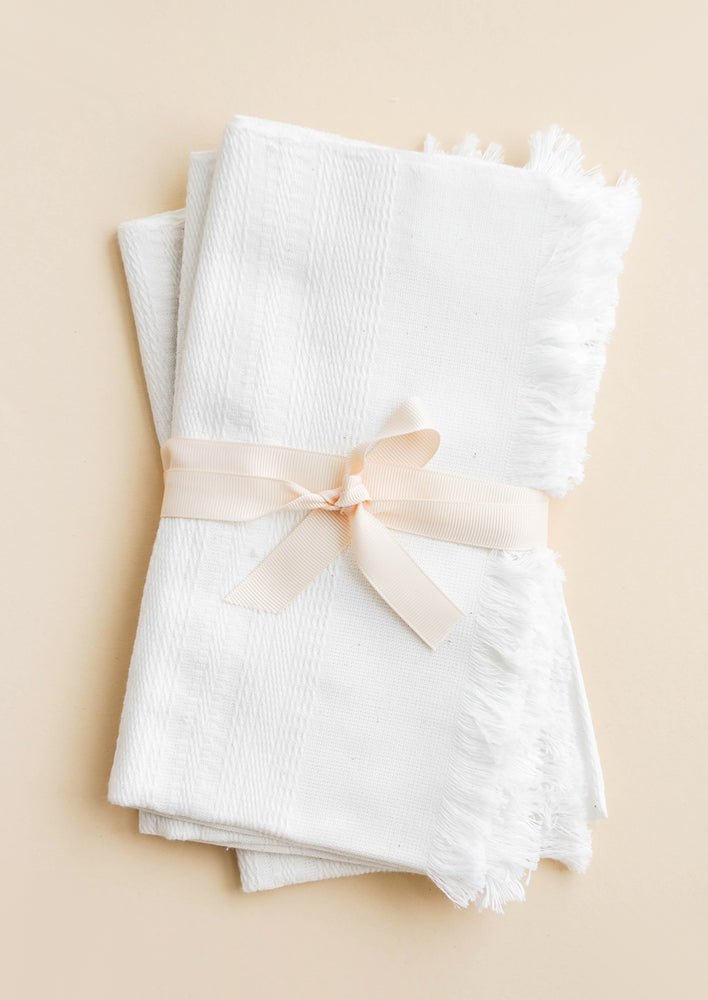 1: Au Natural Napkin Set in  - LEIF