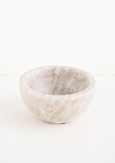 Auli Small Marble Bowl hover