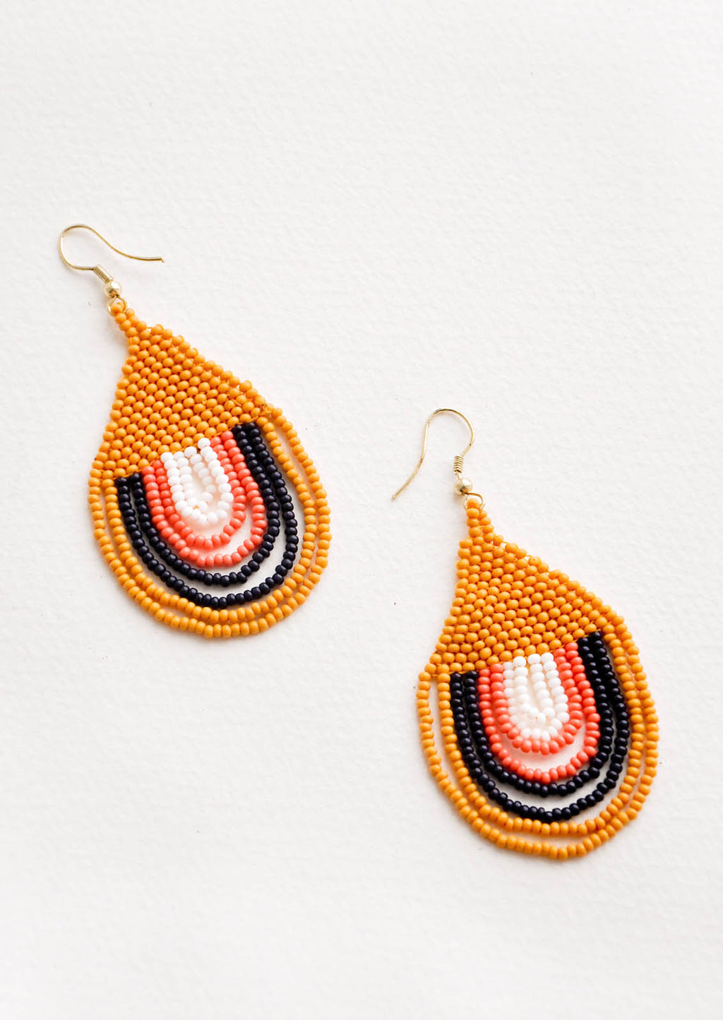 3: Baja Sunset Earrings