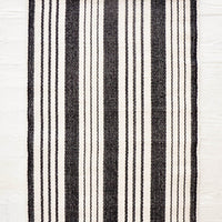 Bar Harbor Striped Cotton Rug
