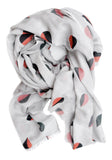 Sailor Drops Wool-Silk Scarf - LEIF