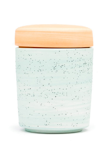 Speckled Storage Jar - LEIF