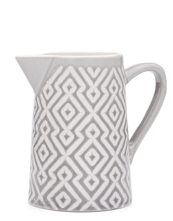 Berber Ceramic Pitcher