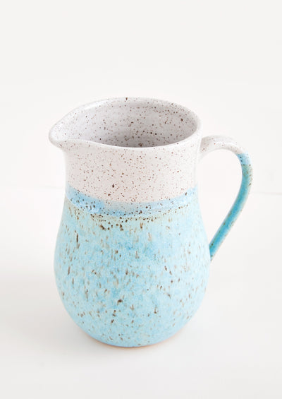 Big Sur Ceramic Pitcher in  - LEIF