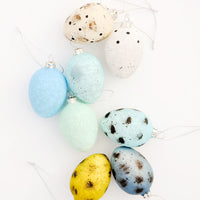 Bird Egg Ornament - LEIF