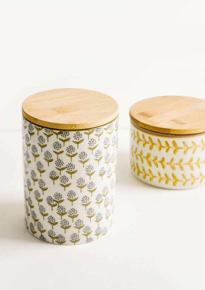 3: Birdie Ceramic Storage Jar