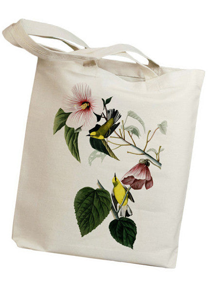 Yellow Warbler Tote - LEIF
