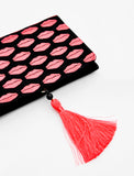 Bisou Crossbody Clutch
