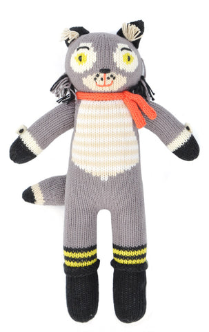 Beauregard the Wolf Doll - LEIF