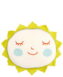 Knit Sun Pillow