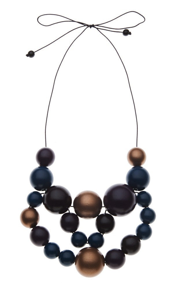 Plum Forest Necklace - LEIF