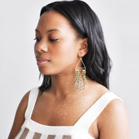 2: Soiree Earrings in  - LEIF