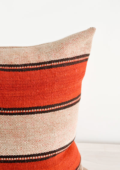 Bolivian Frazada Pillow in Tecopa, 22""