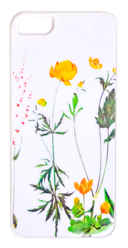 Botanical Floral iPhone 5 Case - LEIF