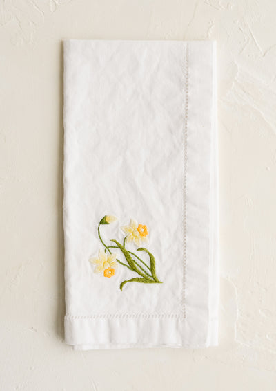 Botanical Garden Cotton Napkin