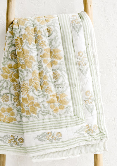 Botanica Cotton Quilt