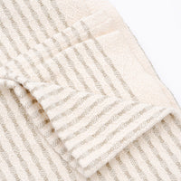 2: Heritage Stitch Stripe Blanket in  - LEIF