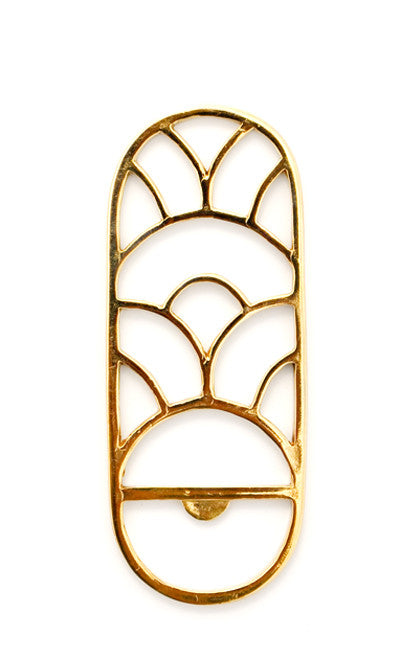 Deco Brass Bottle Opener
