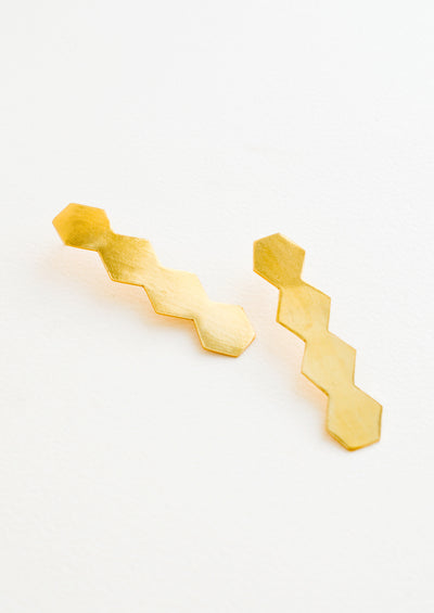 Brancusi Earrings