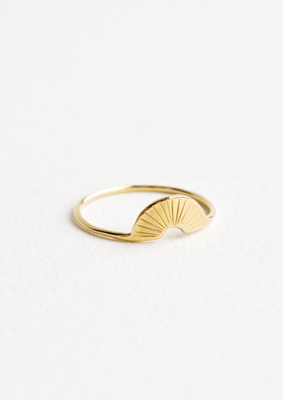 Bright Horizon Ring
