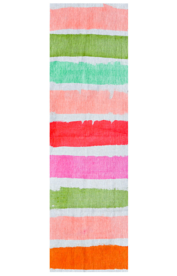 Bright Stripe Table Runner - LEIF