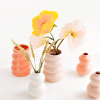3: Swell Ceramic Vase in  - LEIF