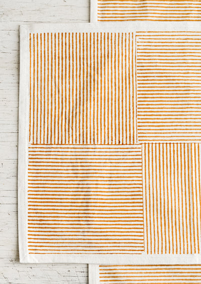 Broken Stripe Placemat