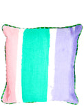 Brushstroke Throw Pillow