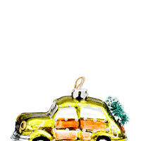 Wreath Buggy Ornament - LEIF