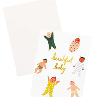 3: Bundled Babies Card - LEIF
