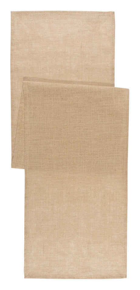 Burlap Table Runner - LEIF