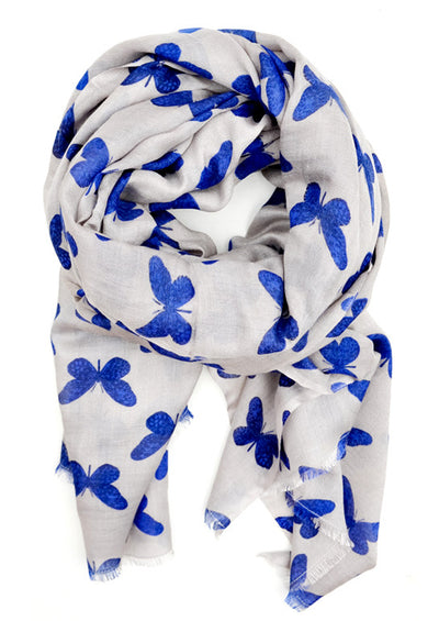 Butterfly Conservatory Scarf - LEIF