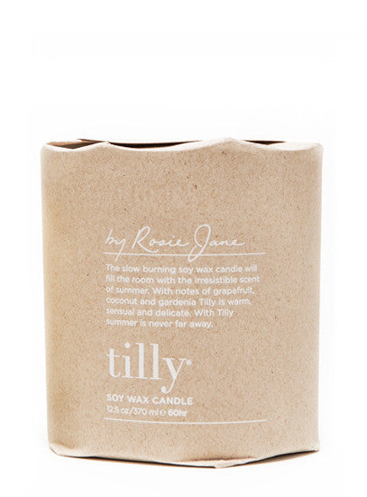 Tilly Soy Candle - LEIF