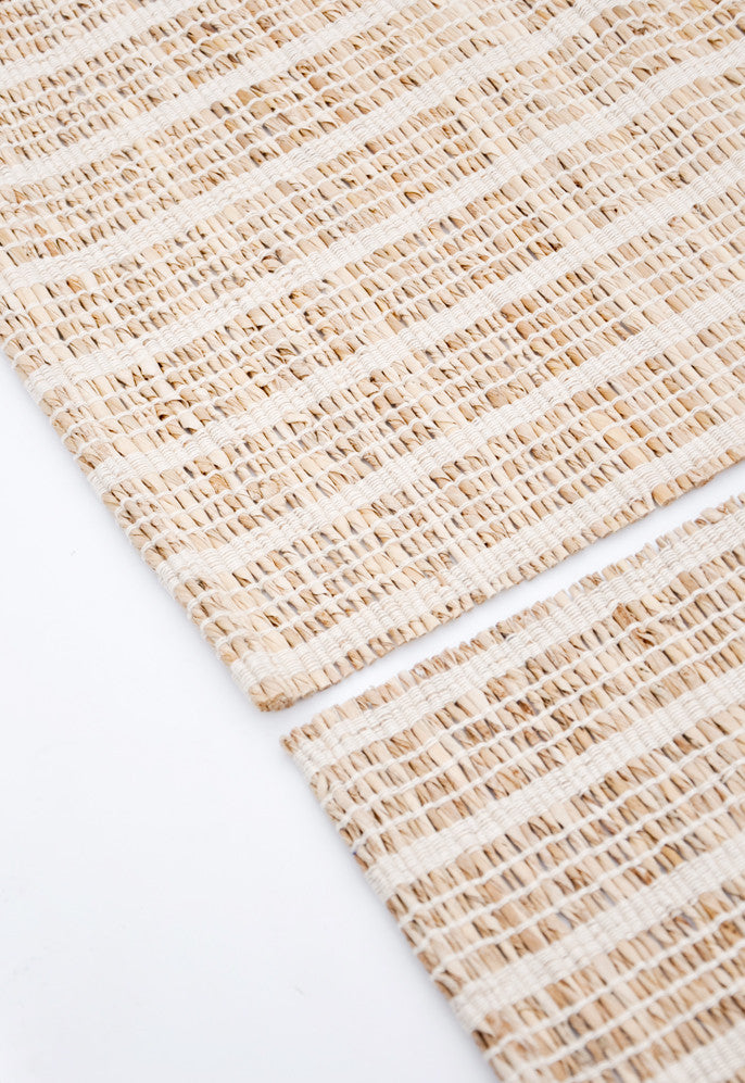 1: Cabana Woven Placemat Set in  - LEIF
